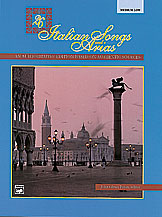 26 Italian Songs and Arias: Medium Low Voice - Book