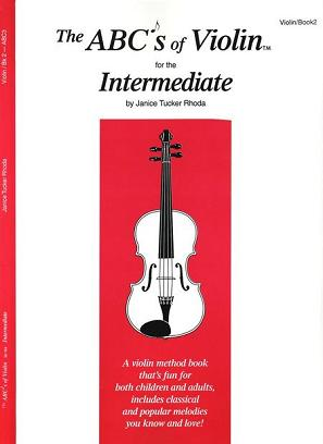 ABC's of Violin - Book 2 with CD