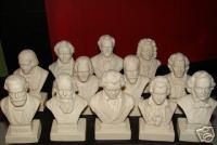 Halbe Composer Set of 12