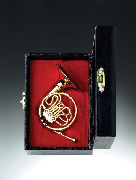 Miniature French Horn