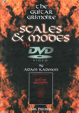 Guitar Grimoire - Scales & Modes DVD