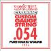 Ernie Ball Guitar Strings: Classic Pure Nickel Six-Pack -54 1254