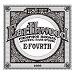 Ernie Ball .095 Earthwood Acoustic Bass 1460