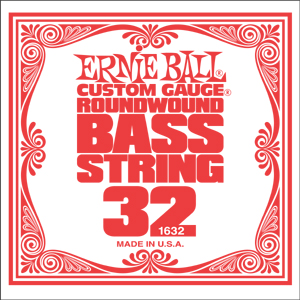 Ernie Ball .032 Nickel Wound Bass 1632