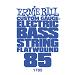 Ernie Ball Guitar String: Flatwound Electric Bass- 85 1785