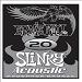 Ernie Ball Guitar Strings: .020 Slinky Acoustic Phosphor Bronze Six Pack- 1820