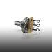 Ernie Ball 250K Split Shaft Potentiometer for Instruments 6383