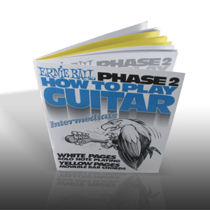 Ernie Ball: How To Play Guitar Phase 2 Book 7002