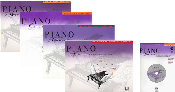 Piano Adventures, Level 2B, Lesson Book (English) Paperback Book
