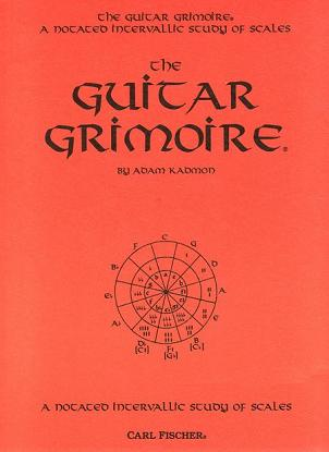 Guitar Grimoire - A Notated Intervallic Study of Scales