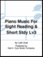 Piano Music For Sight Reading & Short Study - Level 3