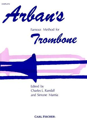 Arban's Famous Method for Trombone