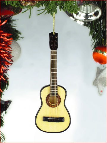Classical Guitar Ornament