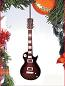 Purple Les Paul Electric Guitar Tree Onament