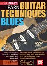 Mel Bay: Learn Guitar Techniques- Blues DVD