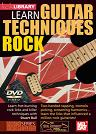 Mel Bay: Learn Guitar Techniques- Rock DVD
