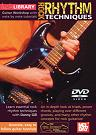 Mel Bay: Rock Rhythm Techniques DVD