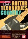 Mel Bay: Learn Guitar Techniques- Country DVD