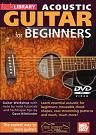 Mel Bay: Acoustic Guitar For Beginners DVD
