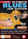 Mel Bay: Ultimate Blues Jam Session Volume 3 DVD