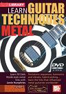 Mel Bay: Learn Guitar Techniques- Metal (Zakk Wylde Style) DVD