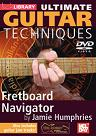 Mel Bay: Ultimate Guitar Techniques- Fretboard Navigator Volume 1 DVD