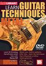 Mel Bay: Learn Guitar Techniques- Metal (Dimebag Darrell Style) DVD