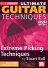 Mel Bay: Ultimate Guitar Techniques- Extreme Picking Techniques DVD