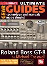 Mel Bay: Ultimate Gear Guides- Roland Boss GT-8 DVD