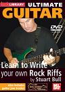 Mel Bay: Ultimate Guitar- Learn To Write Your Own Rock Riffs DVD