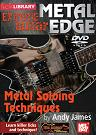 Mel Bay: Metal Edge- Metal Soloing Techniques DVD
