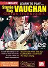 Mel Bay: Learn to Play Stevie Ray Vaughan Guitar Techniques Volume 1 DVD