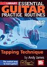 Mel Bay: Essential Guitar Practice Routines- Tapping Technique DVD