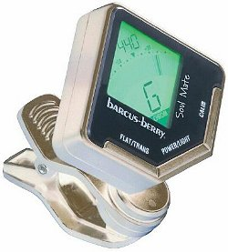 Barcus-Berry Soulmate Clip-on Chromatic Tuner