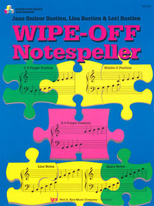 Wipe Off: Notespeller (Bastien)