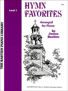 Hymn Favorites, Level 1