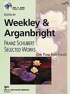 Franz Schubert Selected Works (Piano Duets)