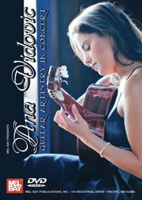 Ana Vidovic: Guitar Artistry in Concert DVD