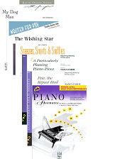 Piano Federation 2016-20: Piano Solos Pre Primary: Complete 9 Book Set: 13 Songs
